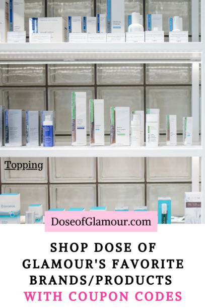 hop Doseofglamour's favorite skincare products